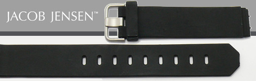 Replacement straps for your Jacob Jensen watch - see them here